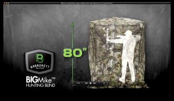 Barronett Blinds - Big Mike