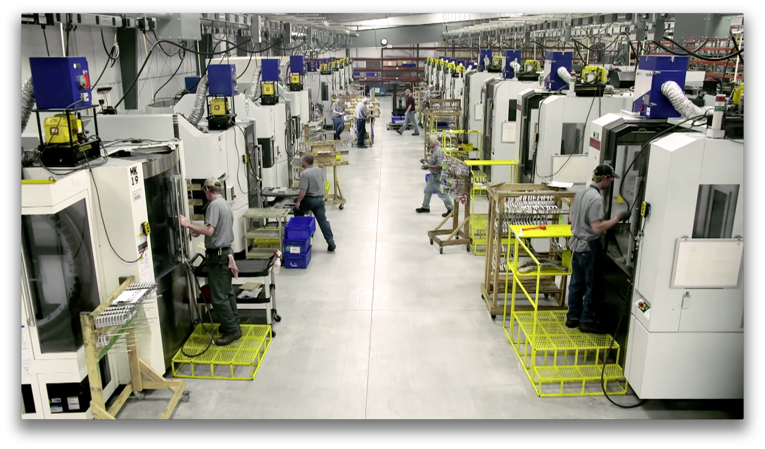 Mathews Inc – Factory Tour
